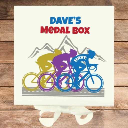 Medal Box Cycle 2