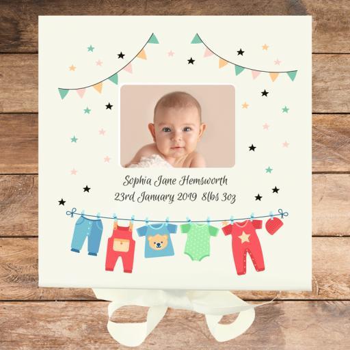 Baby Memory Box 1