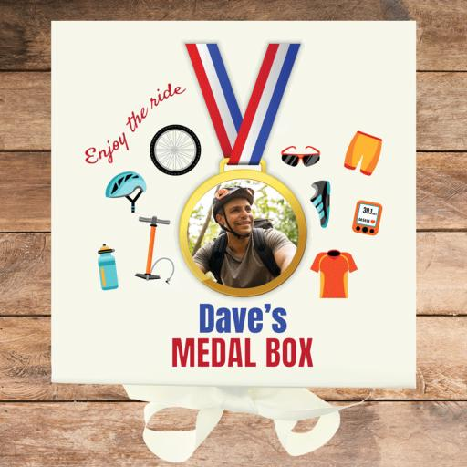 Medal Box Cycle 3