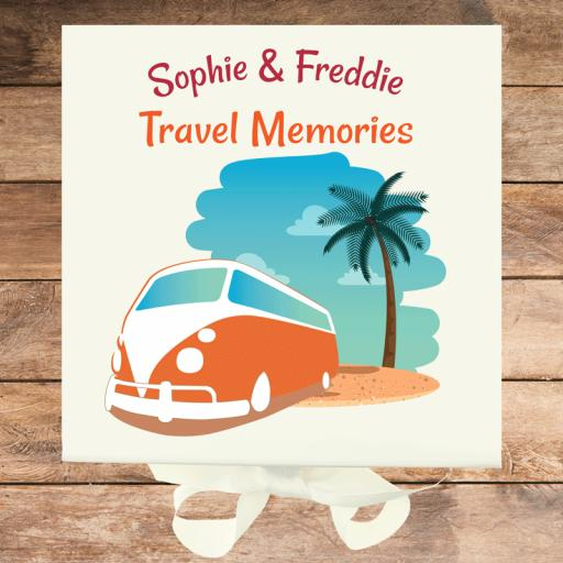 Travel Memories Box 2