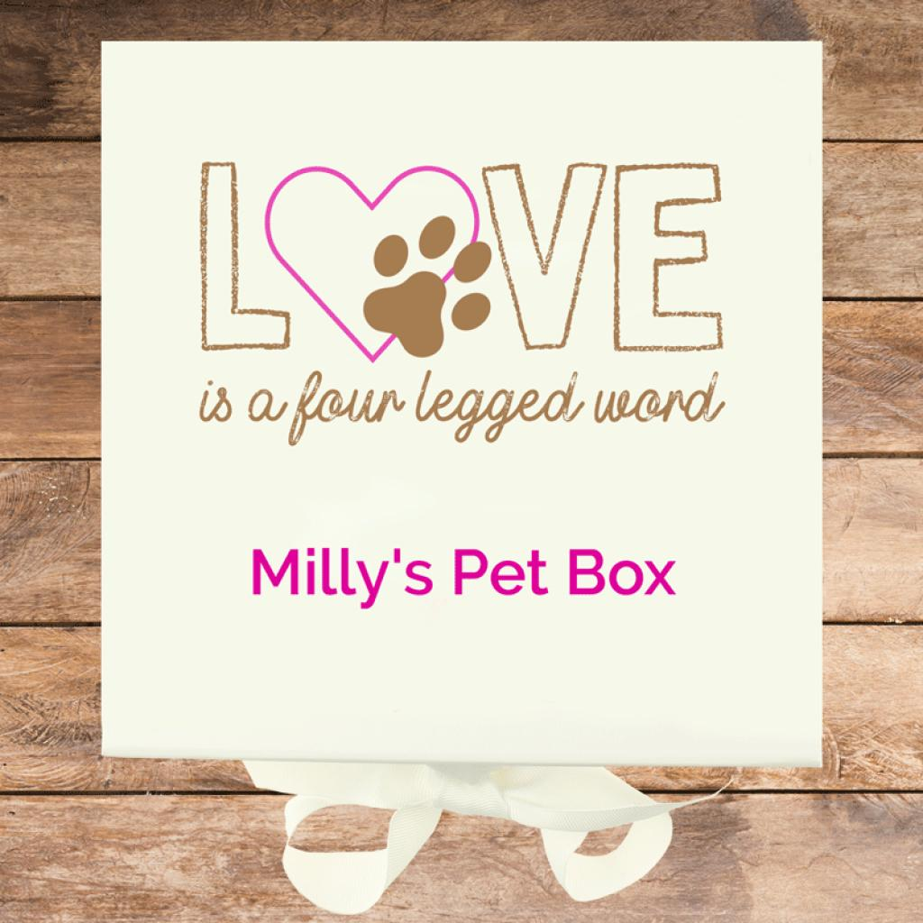 Personalised Pet Box