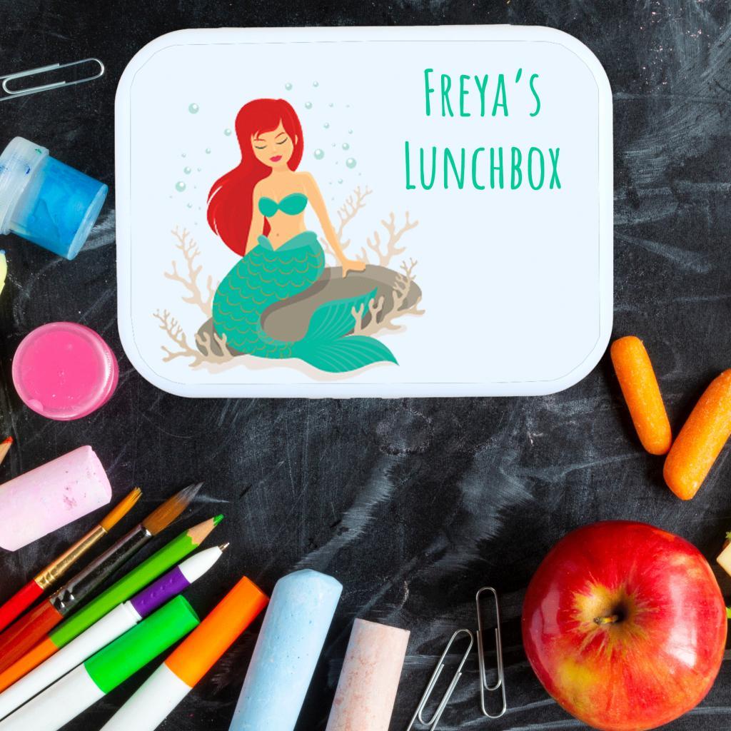 Mermaid Lunch Box