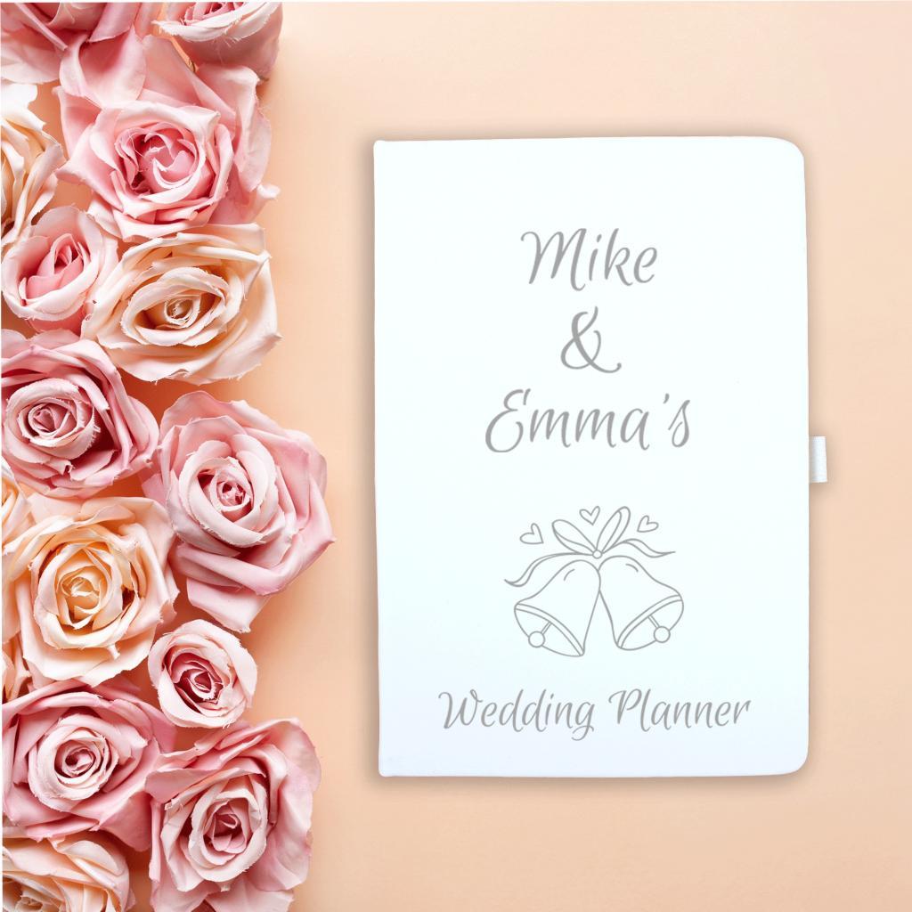 Wedding Bells Notebook