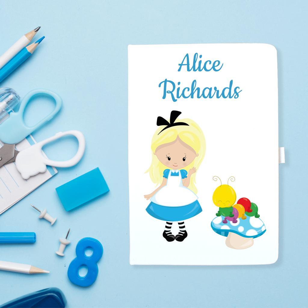 Wonderland Notebook
