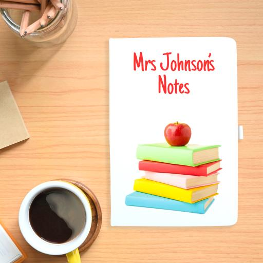 Notebook -Teachers Notes