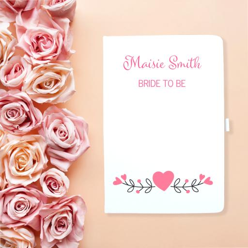 Notebook Bride To Be