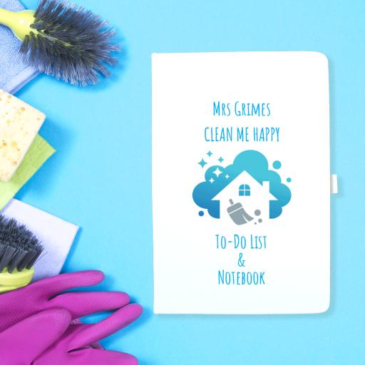 Notebook Housework 2