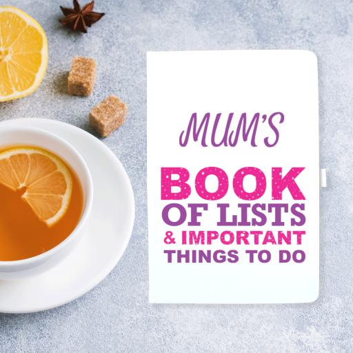 Notebook Mums List