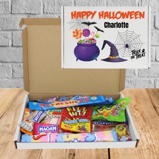 Halloween Sweetie Box