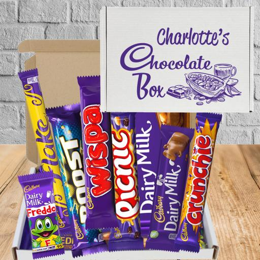 Send Chocolate Love Letterbox Gift