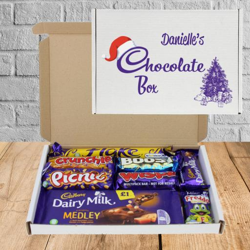 Send Cadburys Chocolate Christmas Classic Box