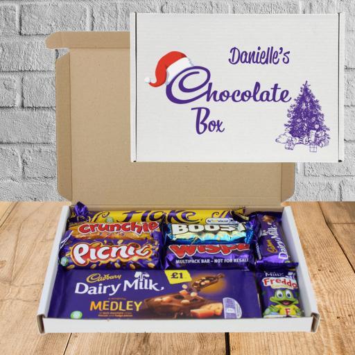Send Cadburys Chocolate Christmas Classic Box