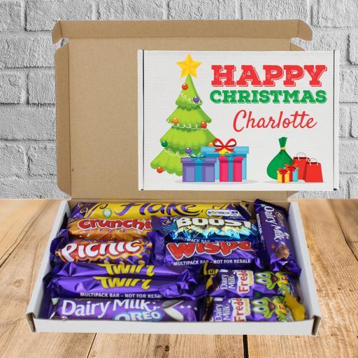 Send Cadburys Chocolate Tree Presents Box