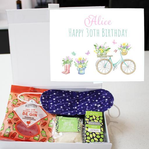 Gin Box 3 - Happy Birthday