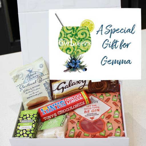 Gin Lovers Gift Box