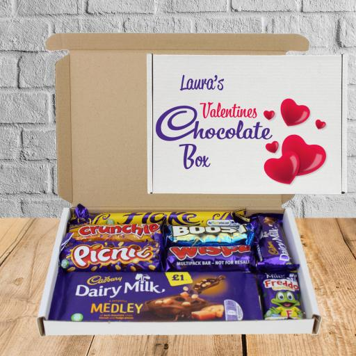 Send Cadburys Chocolate Classic Valentines Box