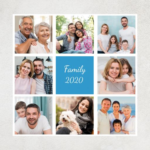Family Photo Magnets