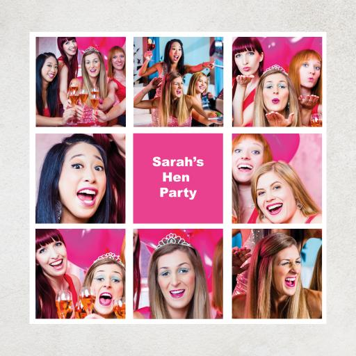 Hen Night Photo Magnets