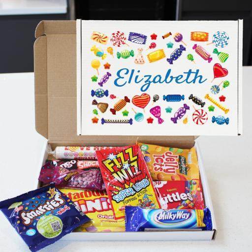 Send Sweetie Love Letterbox Gift